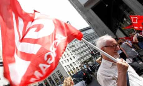italy protests against austerity measures