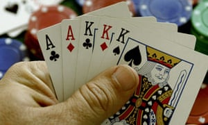 Online gambling is effectively illegal in the US