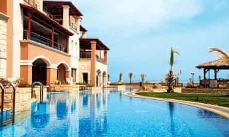 Thomson Sensatori resort in Crete