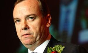 Stuart Gulliver, HSBC chief executive