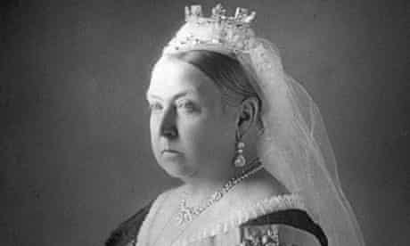 Queen Victoria at time of diamond jubilee