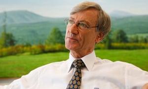 Sir Richard Sykes, formerly of ENRC
