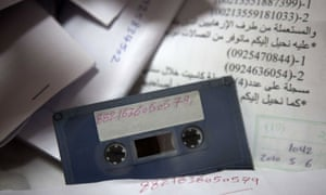 Documents in spy overlord Moussa Koussa's former offices