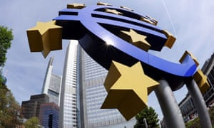 European Central Bank headquarters Frankfurt