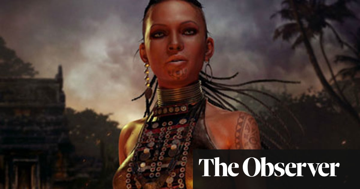 Far Cry 3 Review Games The Guardian
