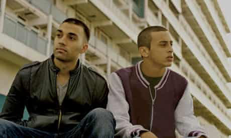 James Floyd and Fady Elsayed in My Brother the Devil.