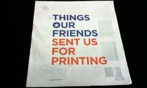 The Newspaper Club
