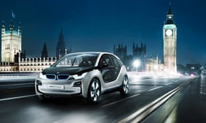 Electric Car Sales Accelerated In 2012 Environment The Guardian