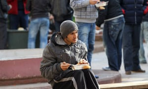 Poverty in Athens