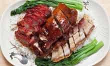 Cantonese roast meats, New Sum Ye, Birmingham