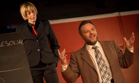 Tenet at the Gate theatre, London