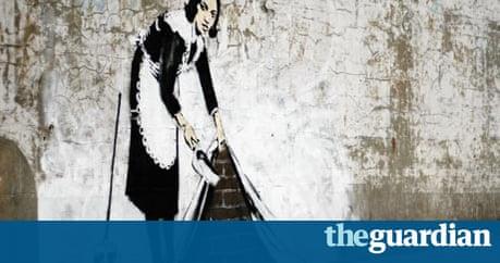 Robert Clark Flooring : ... Years with Banksy by Robert Clarke ...