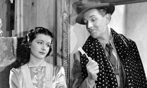 Margaret Lockwood and Michael Redgrave in The Lady Vanishes