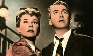 Doris Day and James Stewart in The Man Who Knew Too Much