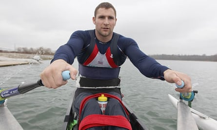Tom Aggar, Paralympic rower