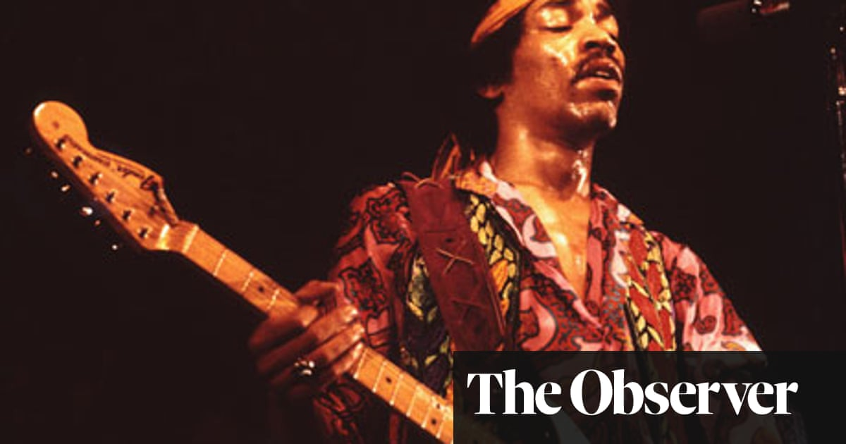 Guitar Zero: can science turn a psychologist into Jimi