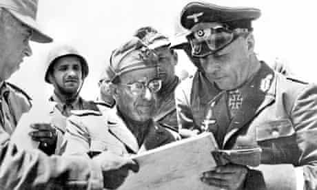 World War II. General Rommel