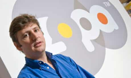 Giles Andrews, chief executive of Zopa