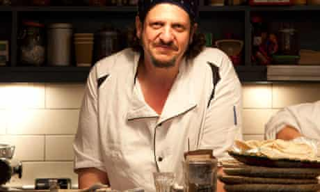 Jay Rayner tries his hand at catering.
