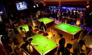 Efes Pool Club and Bar, East London