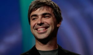 Larry Page of Google