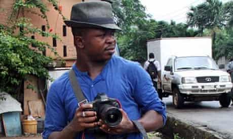Adolphos Oprara, Nigerian photographer