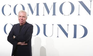 David Chipperfield at the 2012 architecture biennale