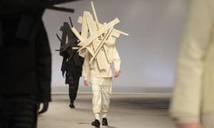 MAN: Catwalk - London Collections: MEN AW13
