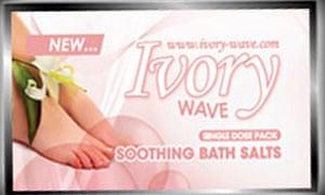 Ivory Wave bath salts legal high - Aug 2010