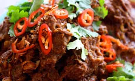 Food in Malaysia - Beef Rendang