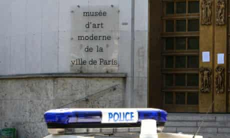 paris museum of modern art theft