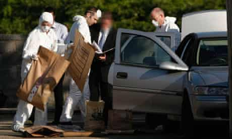 Police raid suspected dissident republican bomb factory