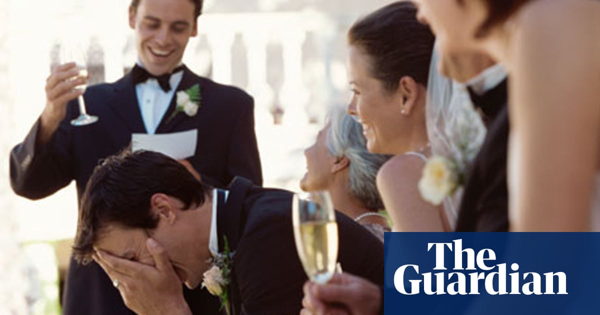 A man's guide to marriage: the speeches | Life and style | The Guardian