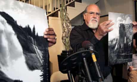 Rick Norsigian and ansel adams photo