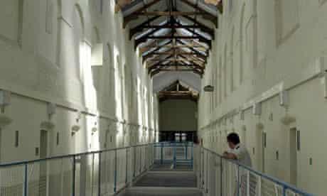 Wormwood Scrubs prison interior