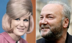 Dusty Springfield and George Galloway