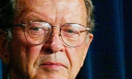 US Senator Ted Stevens