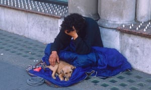 street sleeper london