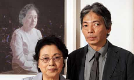 Setsuko Morita Hideo Ohya hiroshima exhibition