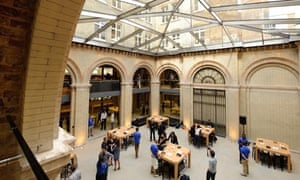 Apple Store Covent Garden, London
