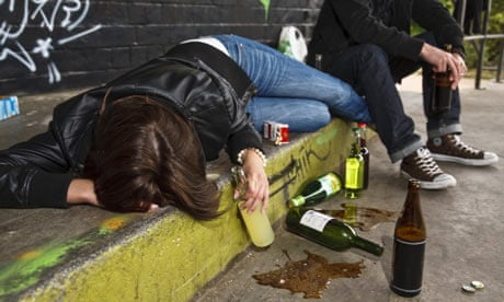 Teenage drinking essay