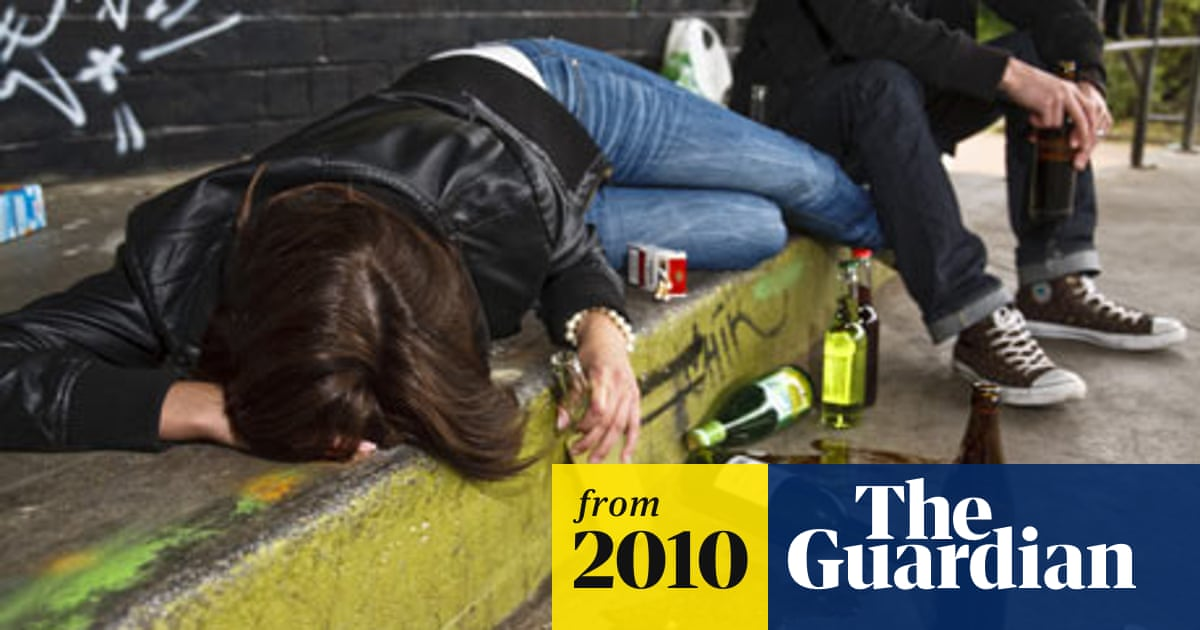 Alcohol 'more harmful than heroin or crack' | Society | The Guardian