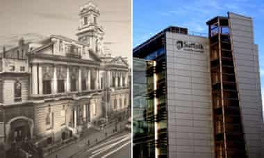 Shoreditch town hall and Suffolk County Council