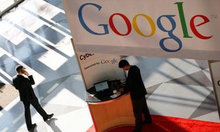 Google in New York