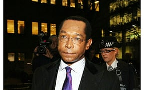 Lord Taylor appears in court on expenses fraud charges