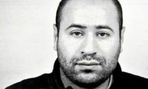 Alleged Liege gunman Nordine Amrani