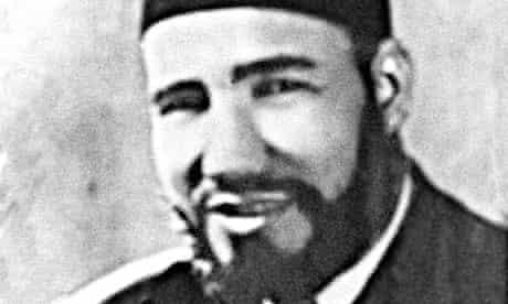 Hassan al-Banna, founder of the Egyptian Muslim Brotherhood