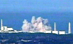 Another explosion at the Fukushima nuclear plant in Japan