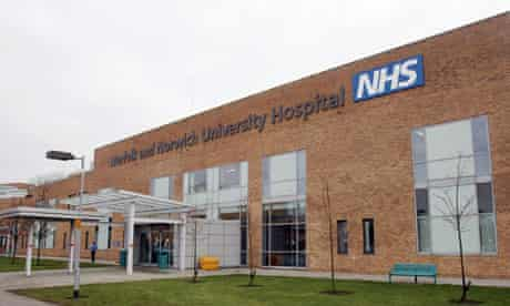 The Norfolk and Norwich University Hospital