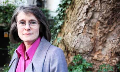 Bronwyn HIll whose appointment has brought gender equality to Whitehall